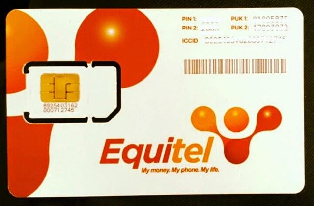 Equitel SIM